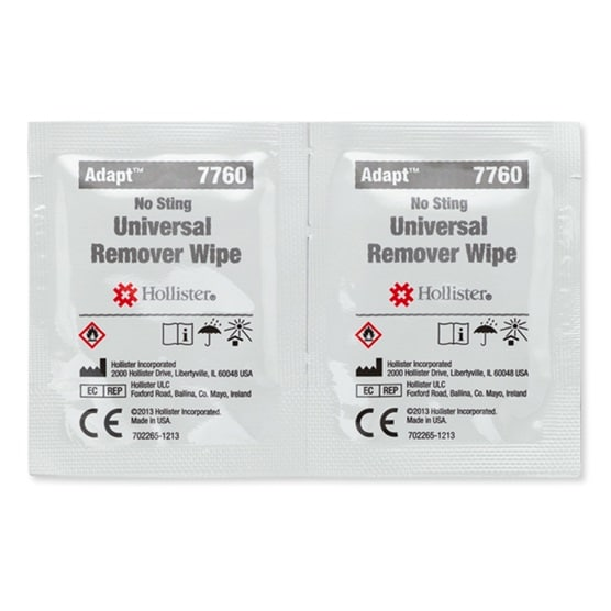 7760 – Hollister – Adapt Universal Remover Wipes